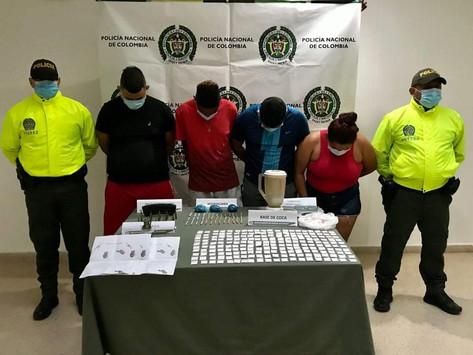 Capturan a 4 presuntos integrantes del GDO Los Costeños