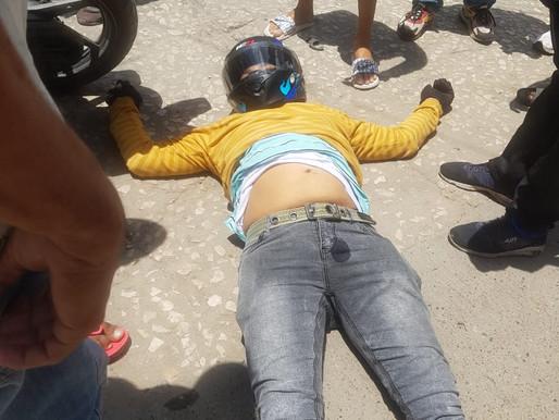 En Vídeo || Atraco mortal, Asesinan a hombre en Malambo
