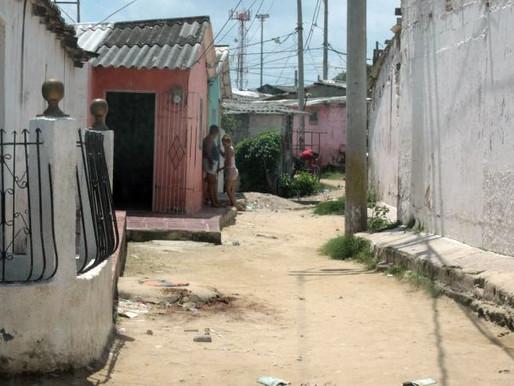 Atentado sicarial en el barrio La Chinita de Barranquilla