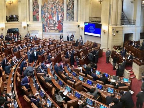 Congreso aprobó la reforma tributaria; ahora pasa a conciliación y luego a sanción presidencial
