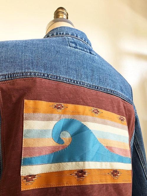 Custom Wave Jacket (Women's L)