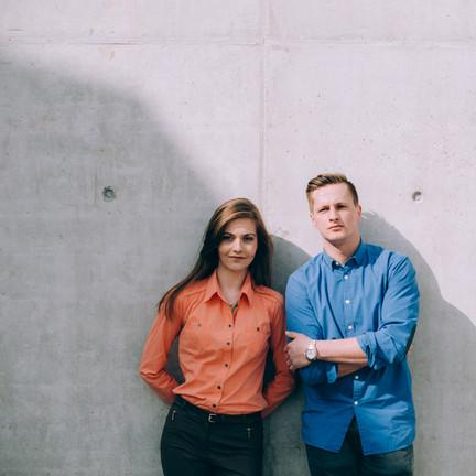 Anna + Kris