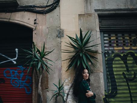 Mariya. Portrait.