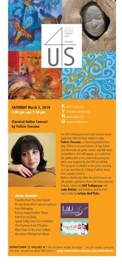 felicia invite