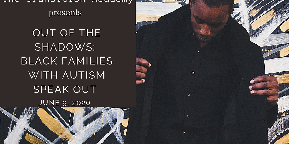 Out of the Shadows: Black Families With Autism Speak Out