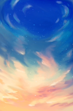 skies . sunset 01