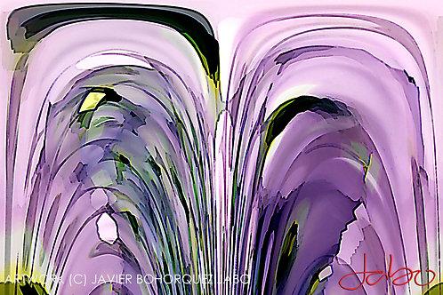 Title: 'Purple Wave'