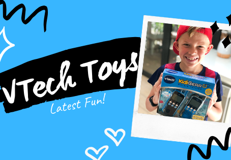 Latest Fun From VTech Toys