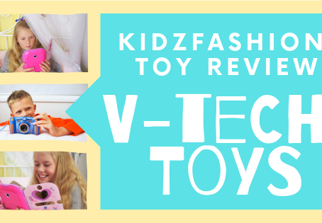 KF Toy Review - V-Tech Toys