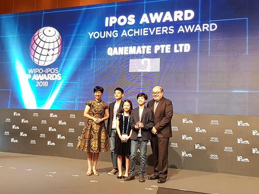 WIPO-IPOS IP Awards 2018