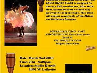 Folkloric Afro Cuban Skirt Dance
