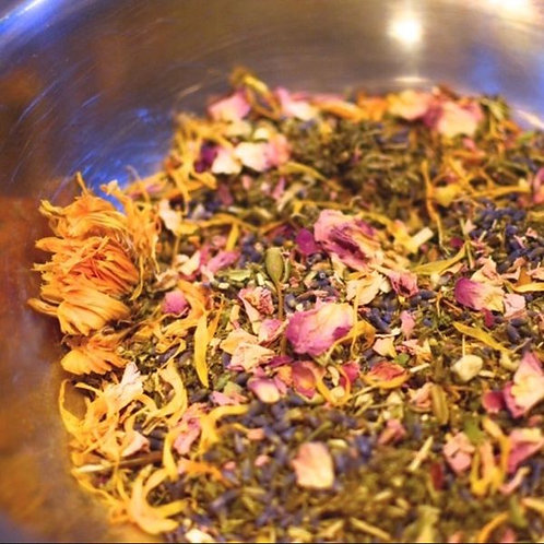 8oz Blooming Lotus Yoni Steam Herbs
