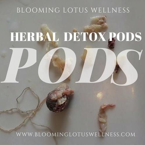 Herbal Detox Pods