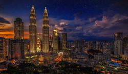 Kuala Lumpur Night Lights