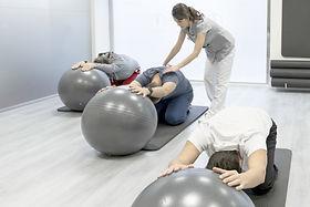 Pilates e hipopresivos