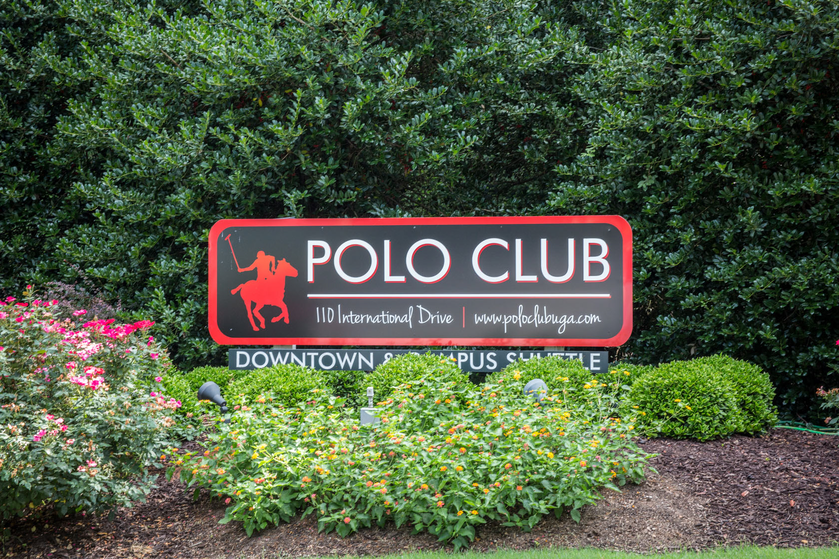 The Polo Club, Athens, Georgia