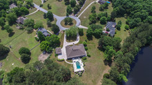 Beautiful lakeside estate in Summit Chase Country