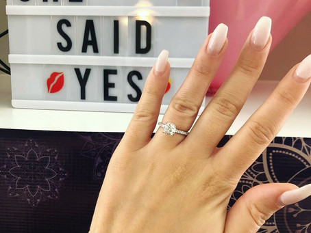 She said yes -