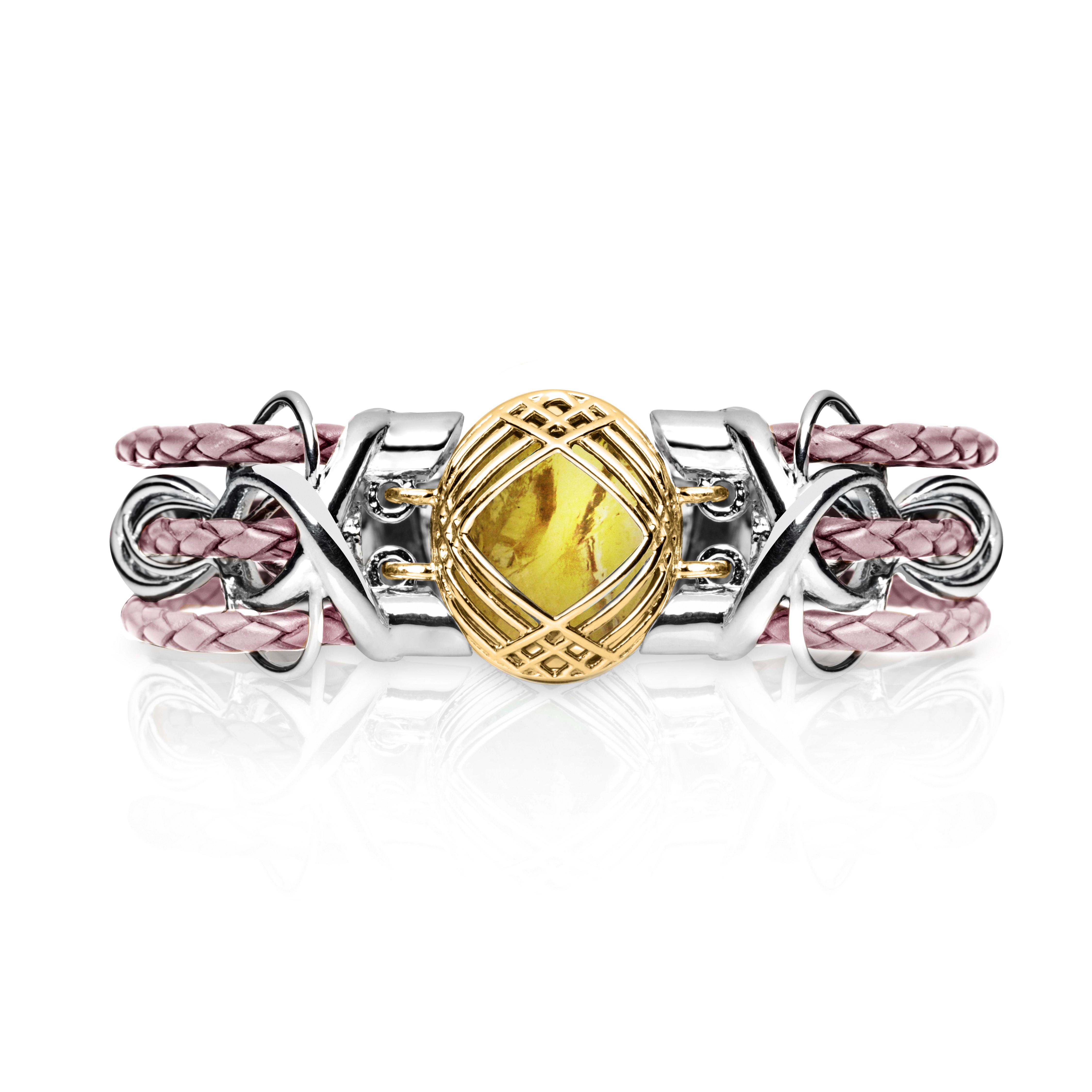 Sokarra Citrine Gold Pink