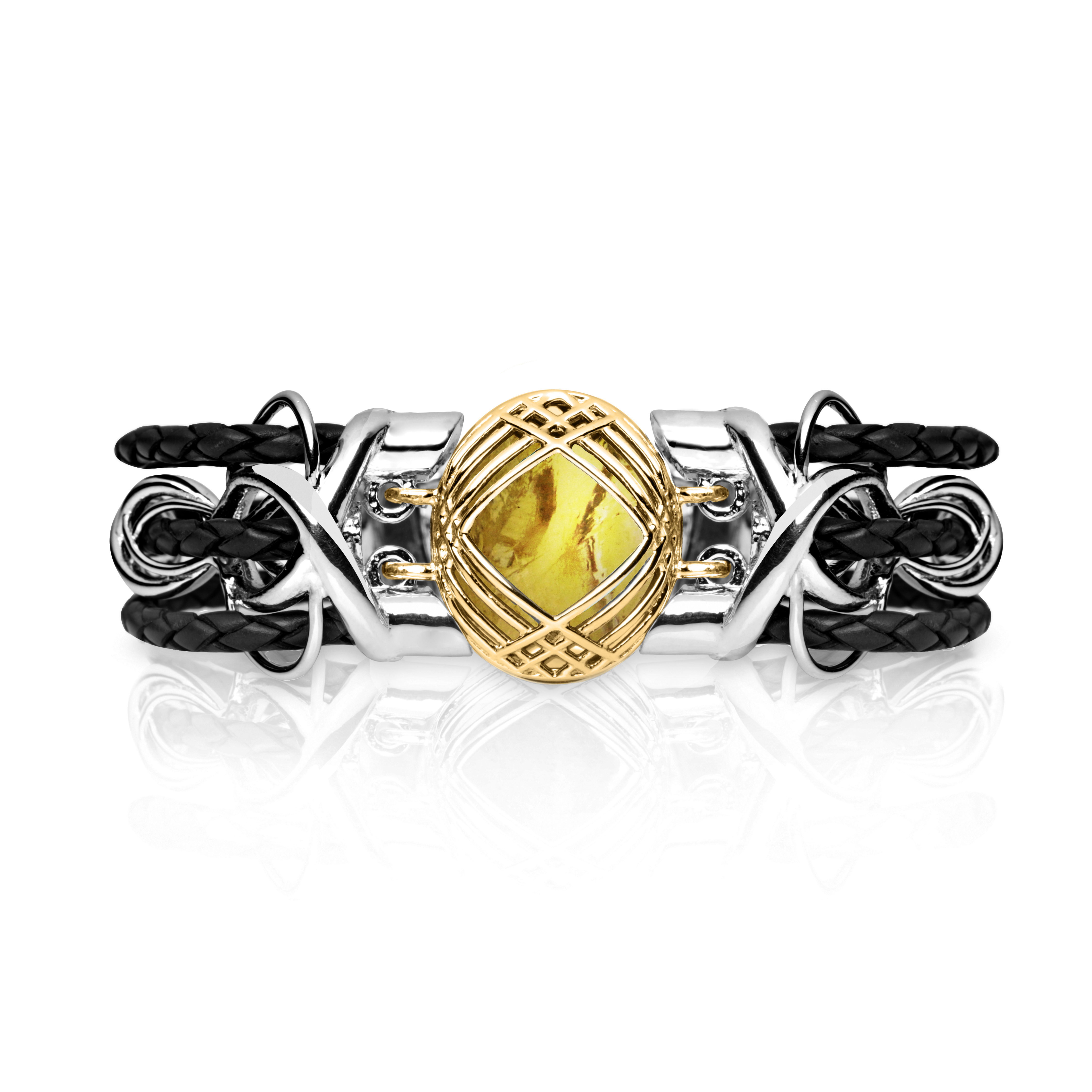 Sokarra Citrine Gold Black