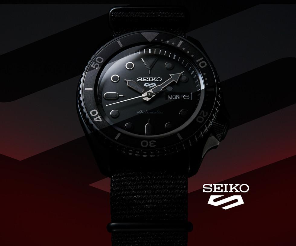 SEIKO 5 SRPD79