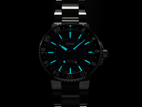 The Launch of the new Whale Shark - ORIS' New Limited Edition