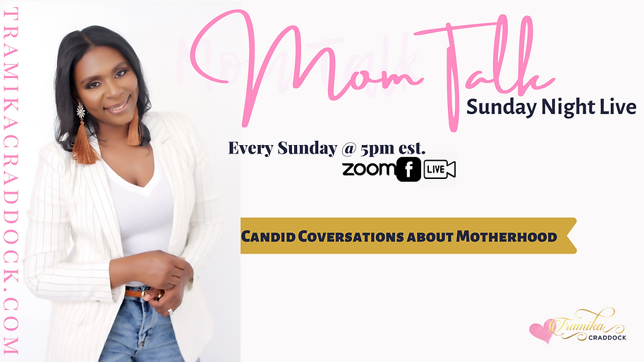 Copy of Mom Talk Sunday Official Flyer (