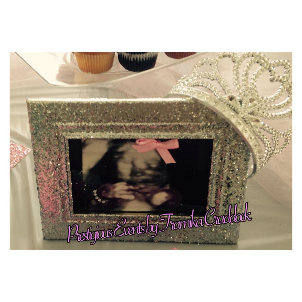 Personalized Sonogram Photo