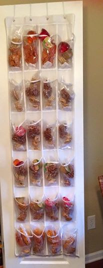 Snack Storage Made Easy!