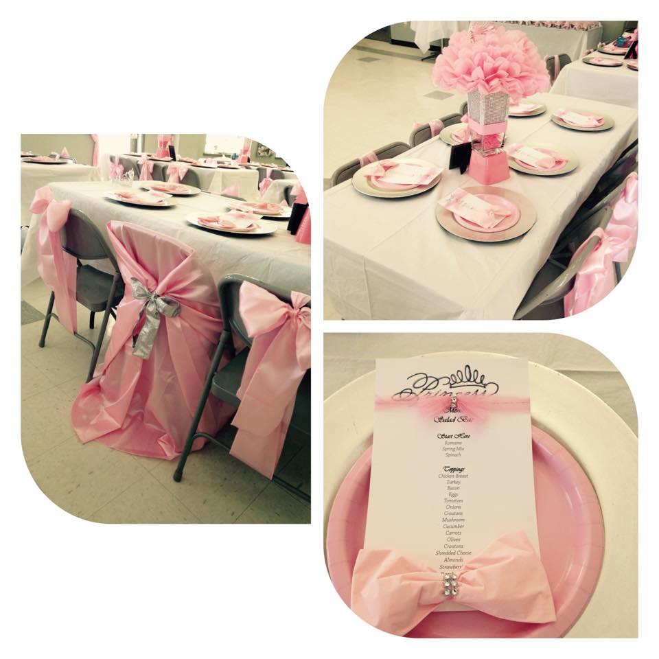 Princess Glam Babyshower