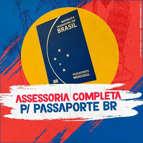 ASSESSORIA VIP – PASSAPORTE BR