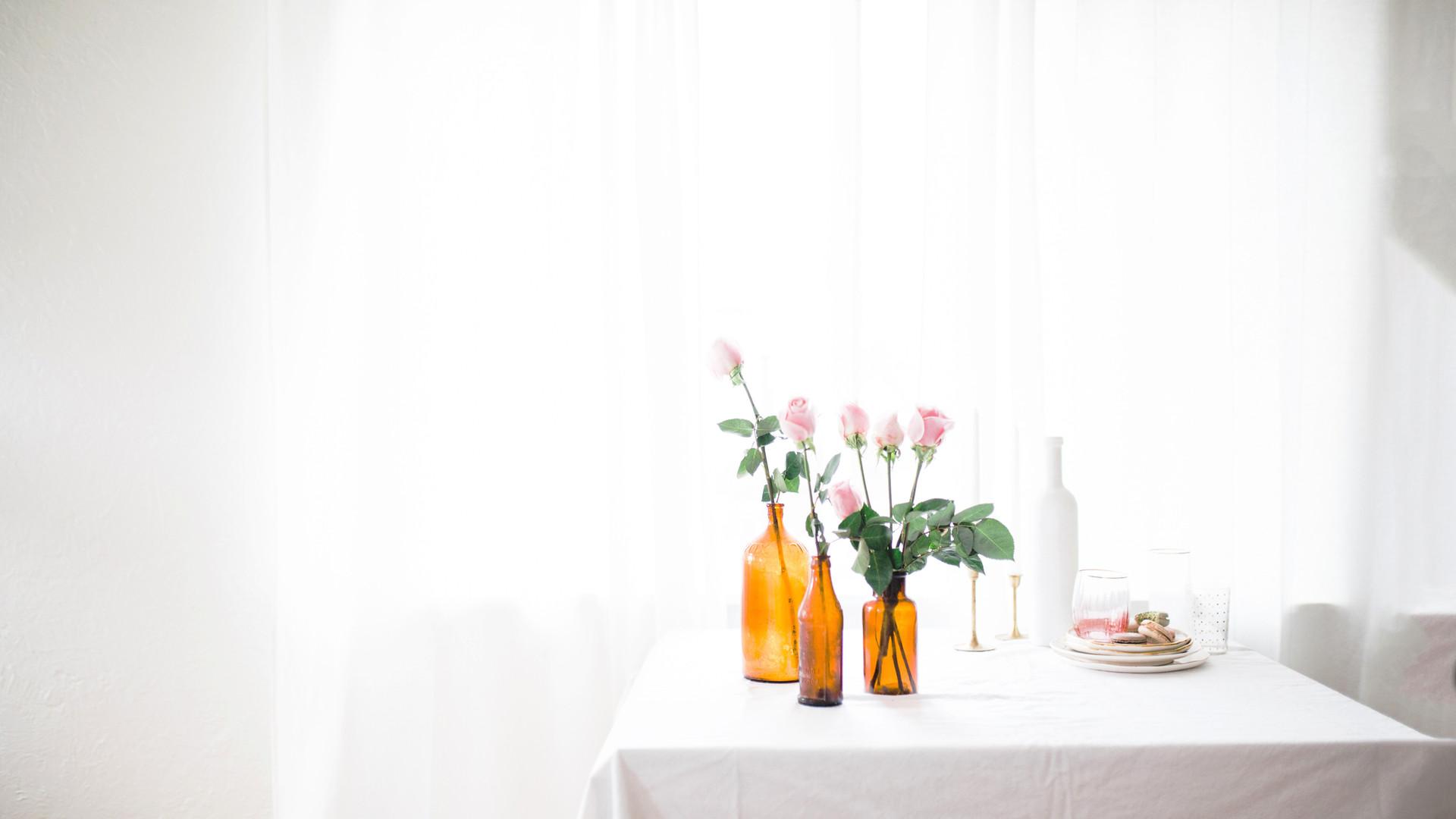 Full Table Arrangement