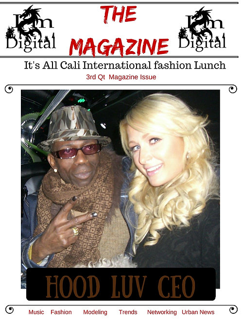 I'm 2 Digital 1st Magazine Issue