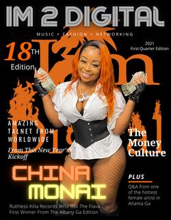 I'm 2 Digital Magazine Issue