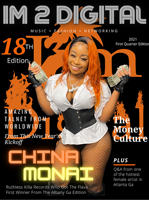 I'm 2 Digital 18th Magazine Issue