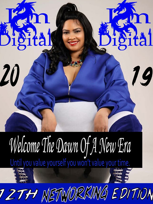 I'm 2 Digital 12th Magazine Issue