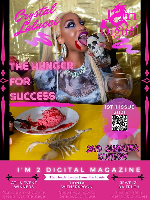 I'm 2 Digital 19th Magazine Issue