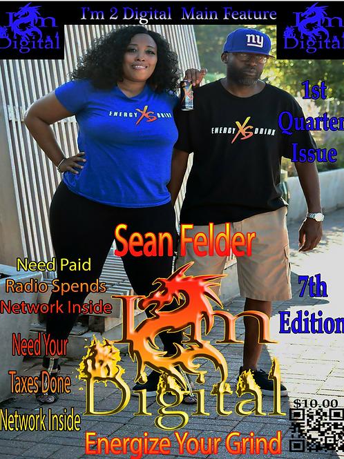 I'm 2 Digital 7th Magazine Issue