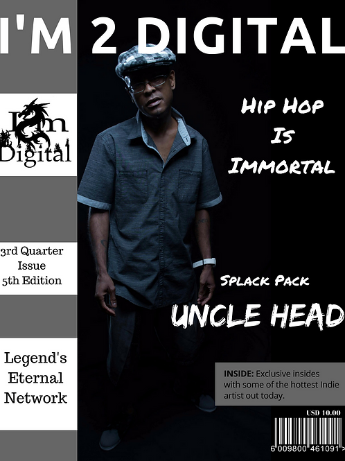 I'm 2 Digital Magazine 5th Issue