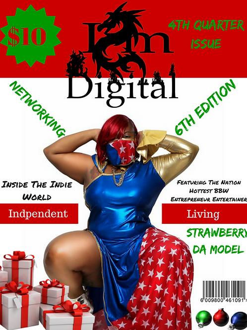 I'm 2 Digital 6th Magazine Issue