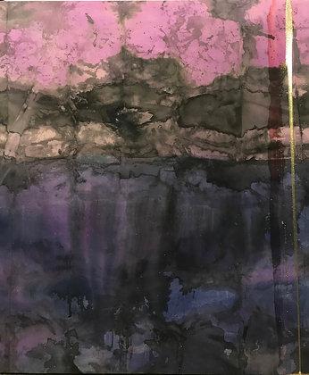 Pink Horizon (print)