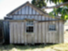 Palena'aina Cabin, Cowboy Cabins, Paniolo Cabin, Historic Hawaii