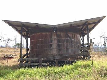 Pauahi Water Tank, Mauka Hawaii Cabin