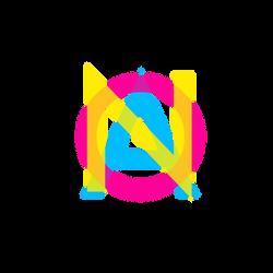 """ロゴデザイン""""雨音は鳴り止まない。"""""""