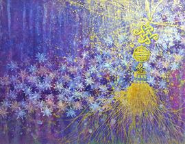 꽃비와 노리개 Flower rain and Norigae