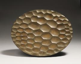 오석 Obsidian 40×30×3cm, 2020