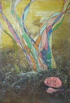 은유적 흐름-아직 닿지 않은 꿈 Metaphorical flow- Dream not yet touched