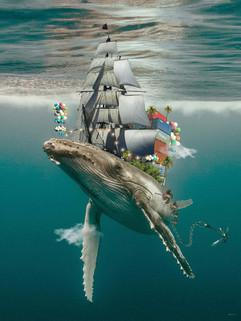 The road to utopia - Ship