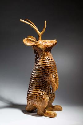 Deer rabbit