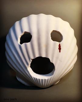 Clown - A tear